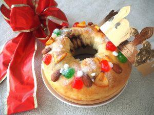 11/23「米粉クッキーシュークリーム」 会場:アトリエ・ウィークエンド(中央市山之神)